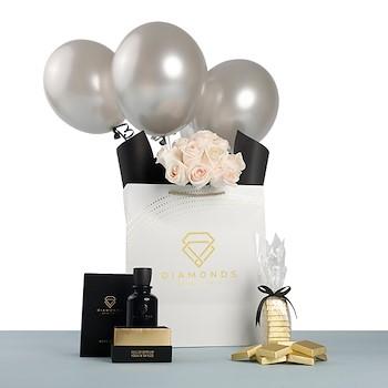 Silver Balloons 3