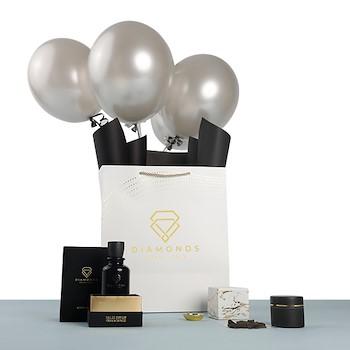 Silver Balloons 6
