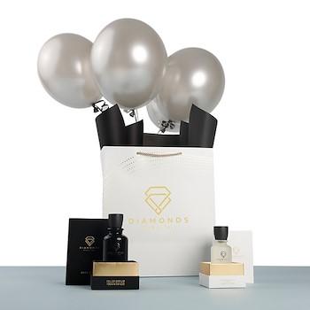 Silver Balloons 8