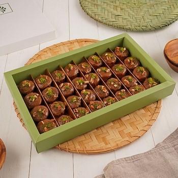Mini Dates Pudding Box