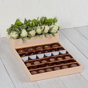 White Roses Choco