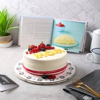 Fruit Mom Cake