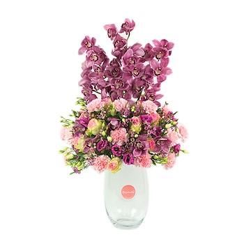 Vase Of Flowers VIII