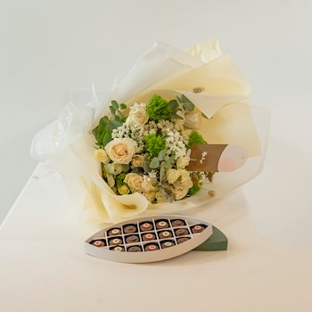 Bride Hand Bouquet