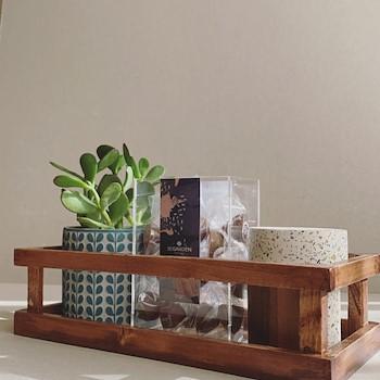 Potted Plant Basket