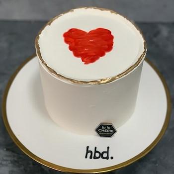 HBD Heart