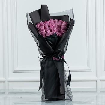 Crown Bouquet (Lavender)