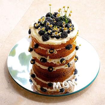 Vegan Cream Cake