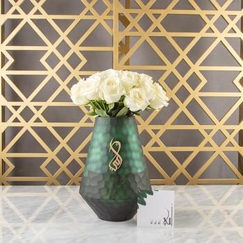 Emerald Vase 1