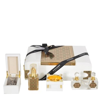 White Islamic Box 4