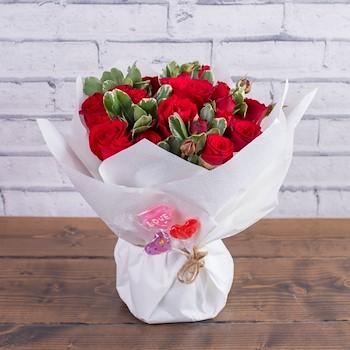 Roses & Lollipops