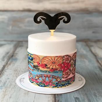 Aries Cake I