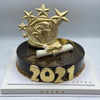 Graduation Cake 2021