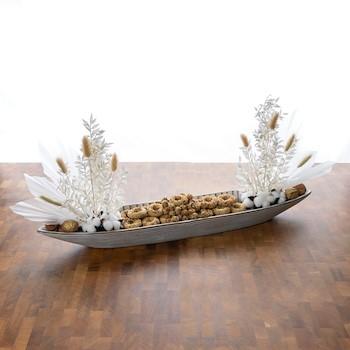 Date Rings Canoe