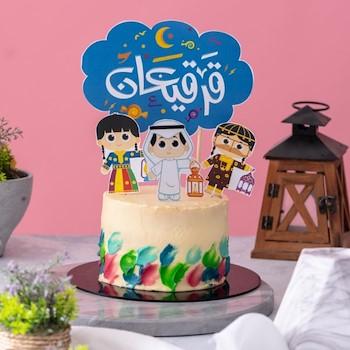 Girgayan photo cake