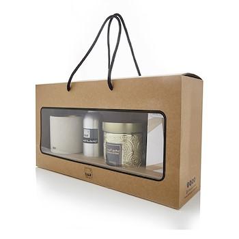 Home Box Brown Box