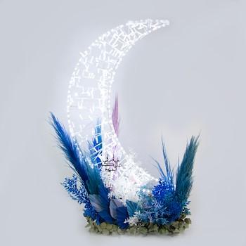 Ramadan Moon Shaped Lights I