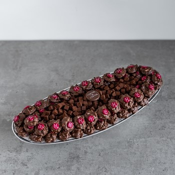 Oval Clusters & Truffles