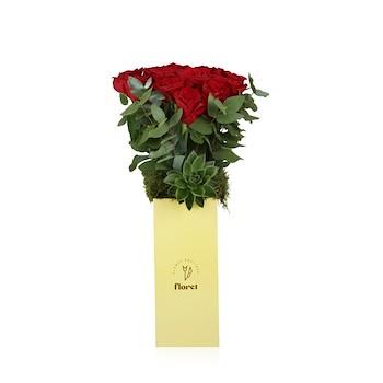 Floret Red Royal