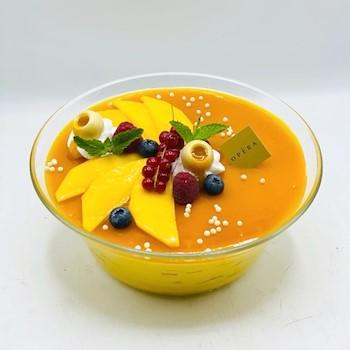 Mango Mousse Dessert V