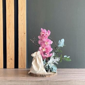 Orchid Wood I