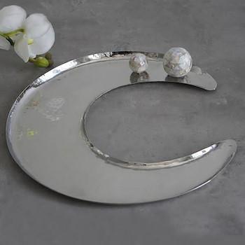 Hilal Pearl Plate