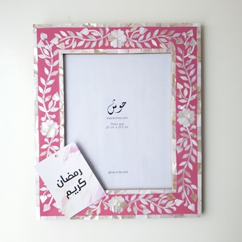 Pink Large Frame