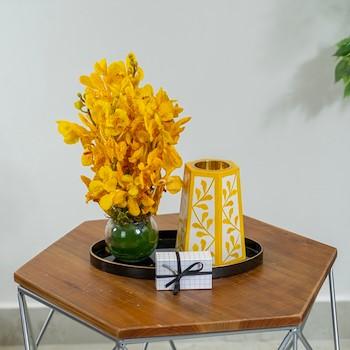 Dazzling Yellow II