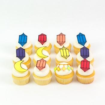 Ramadan Cupcakes I