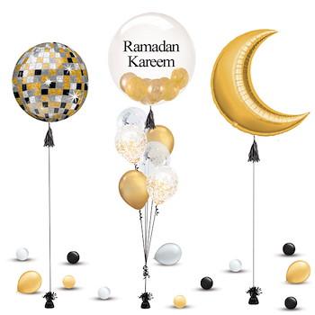 Ramadan Kareem Balloons 24