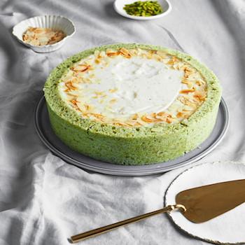 Muhalabiya Cake