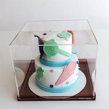 Gergaan Cake
