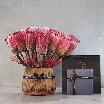 Perfect Crown Protea