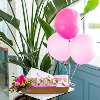 Gergean Tray (Pink)