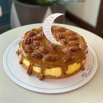 Pecan Cheesecake I