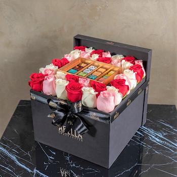 A Box (Black)