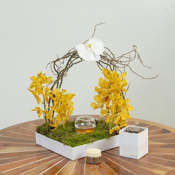 Yellow Bloom I