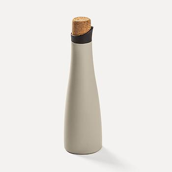 Drip Water Bottle (Beige)
