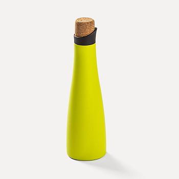 Drip Water Bottle (Lime Green)