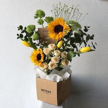 Sun Flower Box