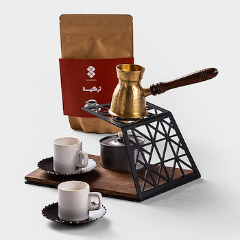 Khat Coffee Set