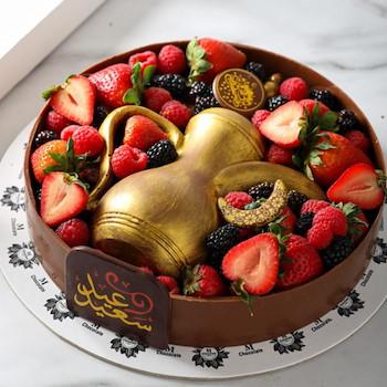 Chocolate Dala Cake