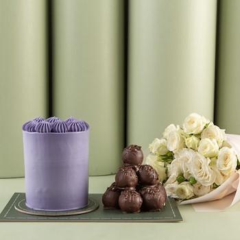 Violets Truff II