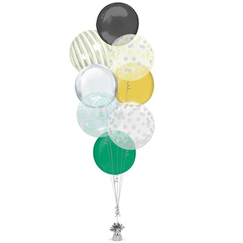 Shape Balloon Bunch 16