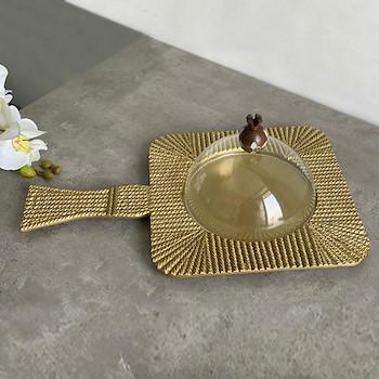 Gold Tray V
