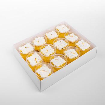 Delicious Saffron Cake