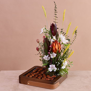 Brown Tray 1