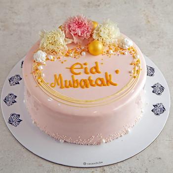 Pinkish Loving Cake