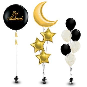 Eid Mubarak Balloon Set 15