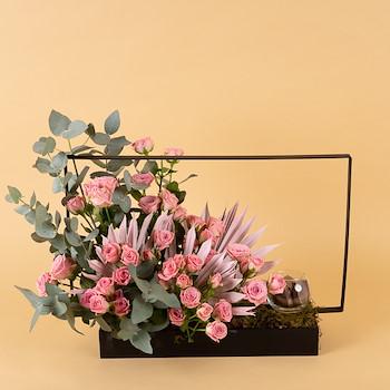 Gracias Pink Garden